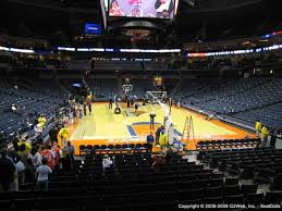 Spectrum Center Seat Views Section By Section