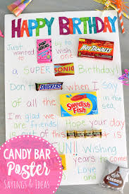 candy posters looking for ideas for a candy poster for a birthday use these