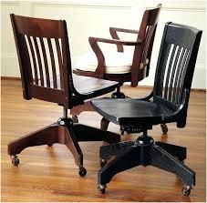 antique banker chair wooden desk chair swivel special design wooden desk chair all office desk design