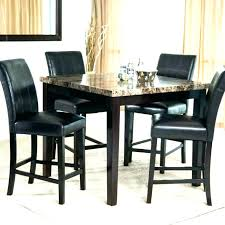 dining tables granite top round dining table room set granit