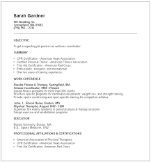 Certification On Resume Example Certification Resumes Certifications ...