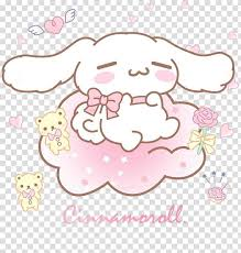 #cinnamoroll #sanrio #kawaii #kawai #cute, hd png download. Hello Kitty Pink My Melody Cinnamoroll Sanrio Kawaii Purin Desktop Cuteness Transparent Background Png Clipart Hiclipart