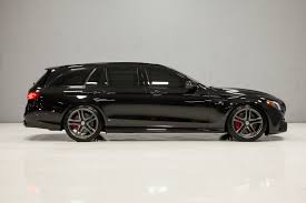 For 2018, the draggin' wagon is more brutal than ever; Used 2018 Mercedes Benz E63 Amg S Wagon E63 Amg S For Sale 99 988 360 Exotics Stock 11215
