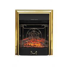 <b>Электрический очаг ROYAL FLAME</b> Majestic FX Brass купить по ...