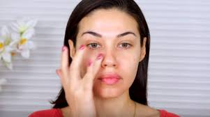 function primer over every inch of your face image through eman