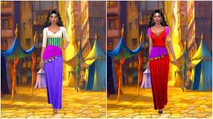The Sims 4 I Esméralda ♡