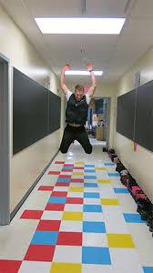 hallway at school. chrisjumps_250 hallway at school