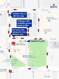 Directions Parking For Grand Rapids Civic Theatre