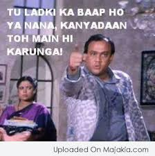 Most Hilarious Indian Wedding Memes that Went Viral - Yahoo ... via Relatably.com