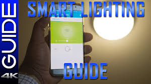 home lighting guide. Smart Home Lighting Guide - Advanced Tutorial (SmartThings, Hue, Z-Wave Lighting) YouTube A