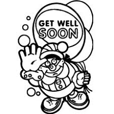 Coloring pages are a fun way for kids of all ages to develop creativity, focus, motor skills and color recognition. Top 25 Free Printable Get Well Soon Coloring Pages Online