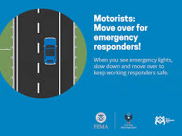 Fema Lights Emergency Vehicle And Roadway Operations Safety