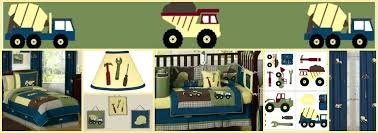 construction truck bedding boys construction zone kids and baby bedding by sweet designs red truck construction construction truck bedding