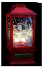 Украшение новогоднее Actuel «<b>Фонарь</b> с фигуркой Санты» <b>LED</b> ...