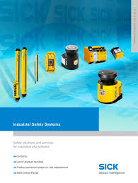 industrial safety systems sick pdf catalogue technical industrial safety systems 1 1054 pages