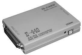 Внешний модуль АЦП/ЦАП на шину USB 1.1 Техническое ...