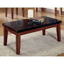 awesome black white coffee table for furniture black glass top round cocktail table with