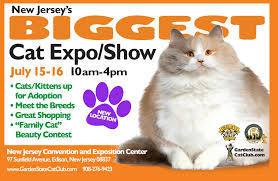 All About NJ's 81st Annual Garden State Cat Show And Expo, July 15-16! —  That Cat Blog