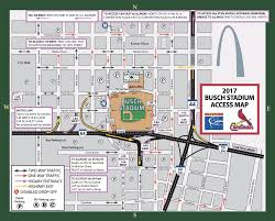 Busch Stadium Parking Guide Tips Maps Deals Spg