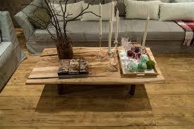 murrey solid oak coffee table by royal