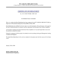 Example Certificate Summer Training Certificate Sample Doc Copy