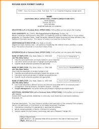 Resume Font Size 10 Or 11 Titles For Resume Resume Title Example