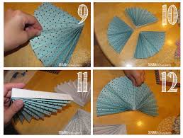 9 pinch fan closed to adhere glue to both sides