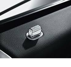 Some of my old cars did that. Mercedes S Class W140 Amg Door Lock Pins Chrome Plated Aluminium Genuine New Ebay