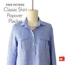 Free Shirt Patterns Best Inspiration Design