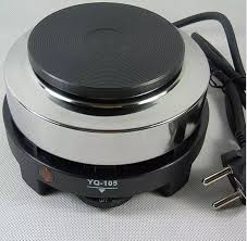 BẢO HÀNH 1 NĂM] Bếp điện mini 500W - Bếp điện pha trà - Bếp nấu cà phê - Bếp  pha cà phê - Bếp đun nước - Bếp điện từ -
