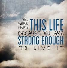 Quotes About Strength In Hard Times Custom Quotes About Life 48 Inspirational Quotes That Will Give You