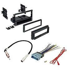 cadillac 2004 2006 escalade esv car stereo cd player dash install cadillac 2004 2006 escalade esv car stereo cd player dash install mounting kit wire harness