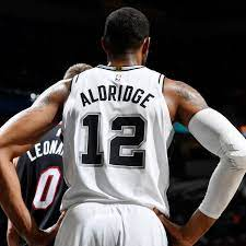 He writes he played his last game with an irregular heartbeat. Report The Spurs Have Offers On The Table For Lamarcus Aldridge Pounding The Rock