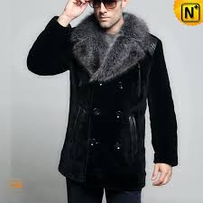 sheepskin winter coat men cw868007 cwmalls com