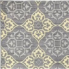 outstanding yellow grey area rug designs