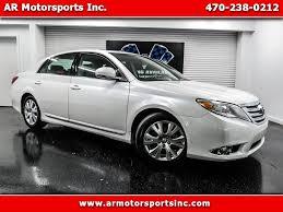 2011 Toyota Avalon For Sale in Atlanta, GA - CarGurus