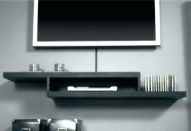 wall shelves for tv hanging shelf ideas about wall mount shelf on shelves wall wall shelves