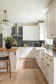 white backsplash tile with white cabinets. Black Backsplash Tiles With White Cabinets On Tile