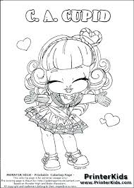 monster high baby coloring pages. Unique Pages Monster High Printable Coloring Sheets School Pages    Inside Monster High Baby Coloring Pages I