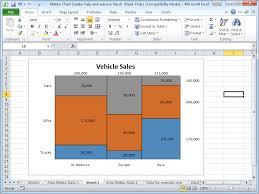 Mekko Chart Creator Mekko Chart Creator For Microsoft Excel
