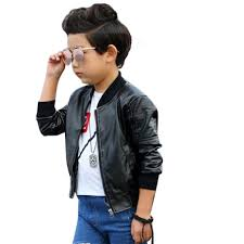 jacket for boys coats solid boy leather jackets long sleeve outerwear children teen clothing for boys 6 8 10 12 13 14 year toddler boy winter jackets