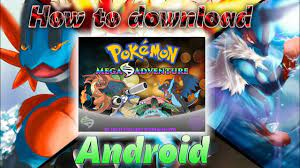How to download Pokémon Mega adventure On android phone in Hindi - Phương