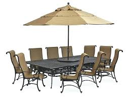 sling dining set 13 piece table