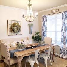 farm dining room table. Showing You A Different Angle Of My Dining Room With New Chandelier From @paintedfox1. Can Shop This Post By\u2026\u201d TablesFarmhouse Farm Table F