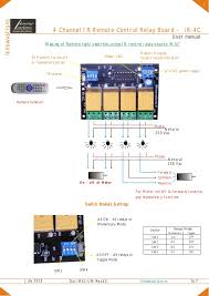 ir 4c 4 channel ir remote control relay board user manual 5 making of remote