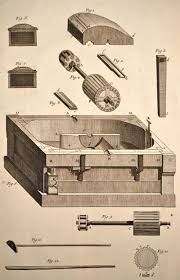 european papermaking techniques t barrett paper  figure 15 hollander beater diderot encyclopedie