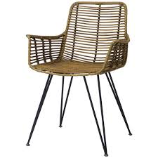 palecek dining chairs. palecek hermosa arm chair - natural. next dining chairs