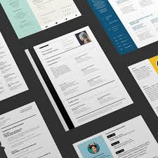 20+ Creative Resume Templates For Word & Pages | Update August 2018