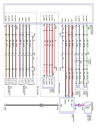 ford explorer stereo wire diagram 1998 to 2005 youtube arresting 2006 mustang wiring harness at 2005 Mustang Radio Wiring Diagram