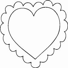 Kleurplaten Valentijn Hartjes